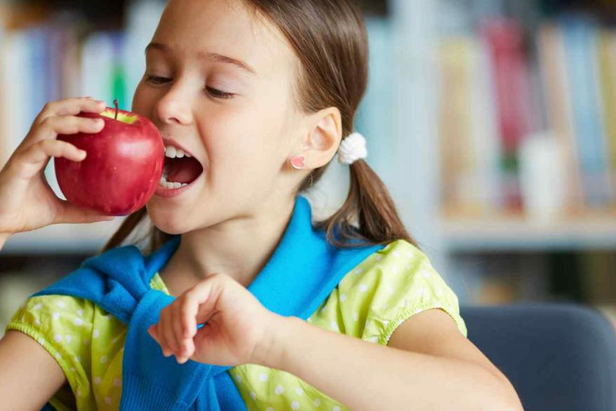 Τρόφιμα στα σχολικά κυλικεία