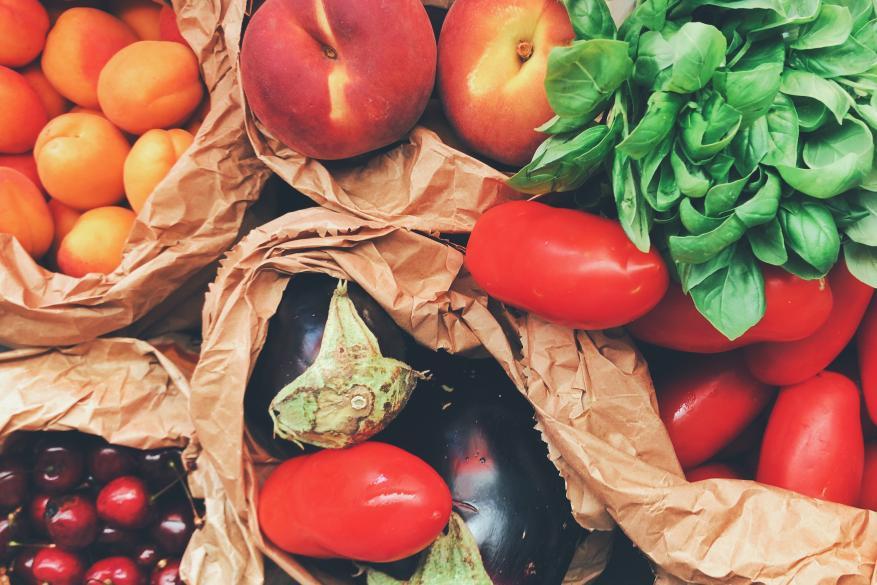 Όχι πια άλλα τρόφιμα στα σκουπίδια!
