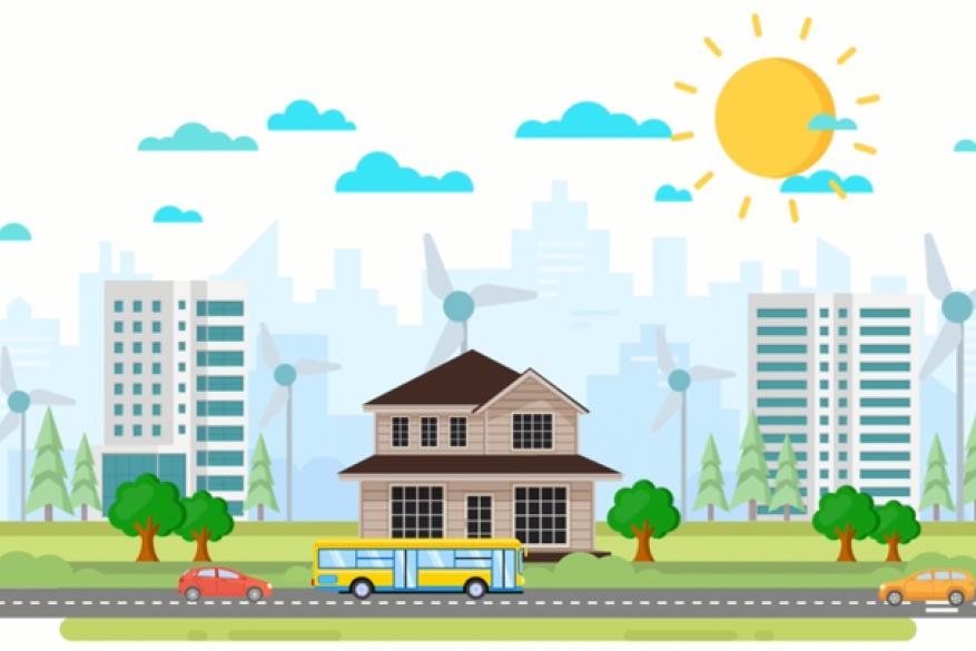 Πέντε προτάσεις για «πράσινη» αναβάθμιση της κατοικίας μας