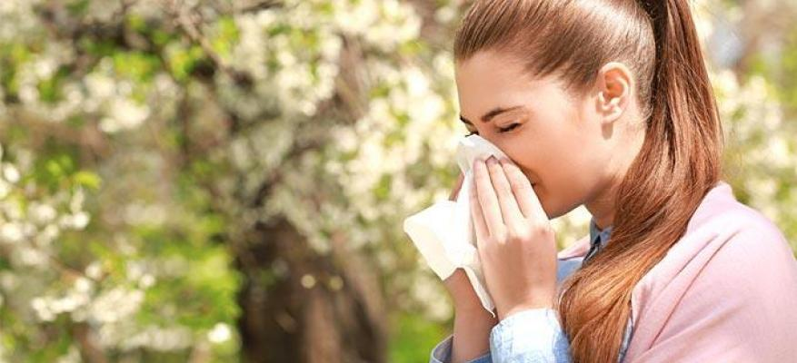 Αλλεργίες της άνοιξης: πώς να προστατευθείτε